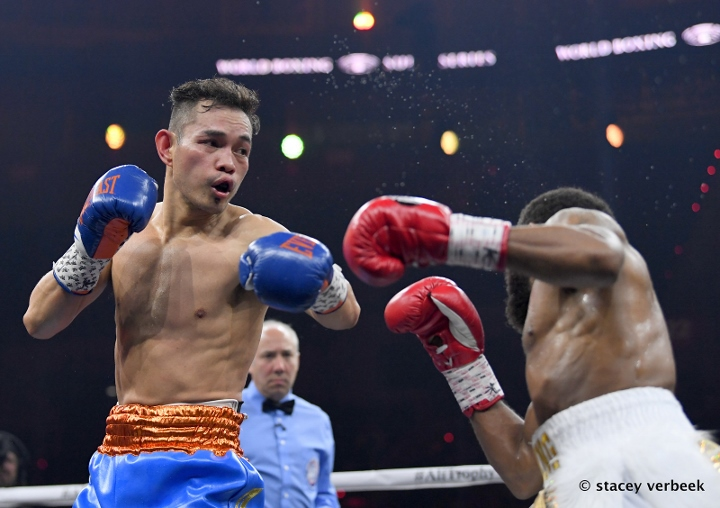 Photos Nonito Donaire Puts Young To Sleep With Massive Left Boxing News