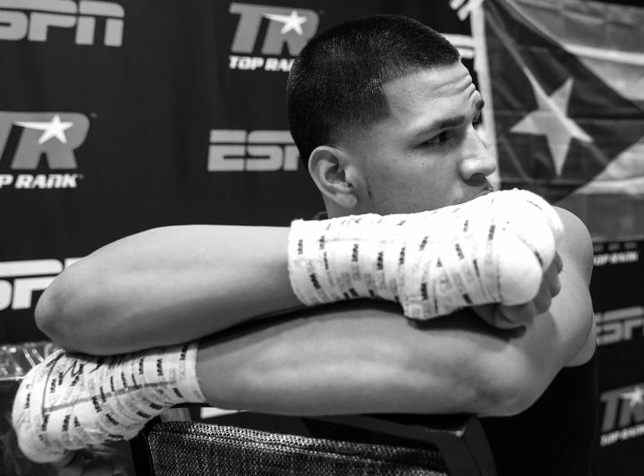 Edgar Berlanga vs. Ulises Sierra Set For December 12 Card - Boxing News