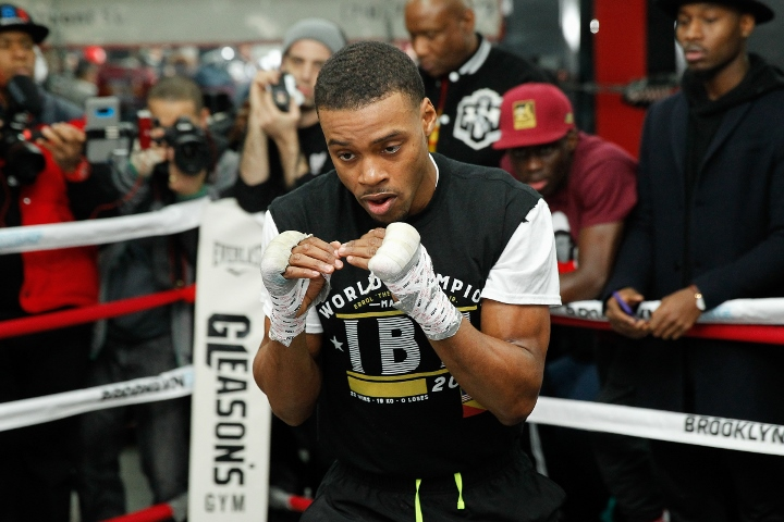 Spence to make first title defense against Peterson
