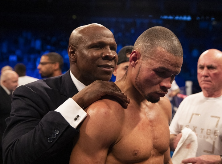 James DeGale to consider future after points loss to Chris Eubank Jr