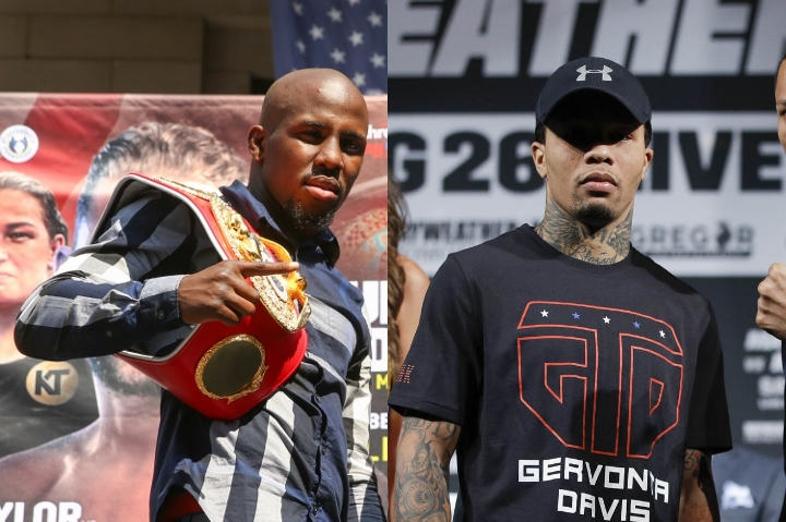 Image result for tevin farmer vs tank davis