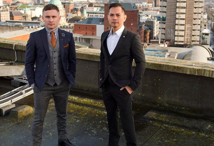 Frampton: Beating Donaire Puts Me in Position For Oscar Valdez