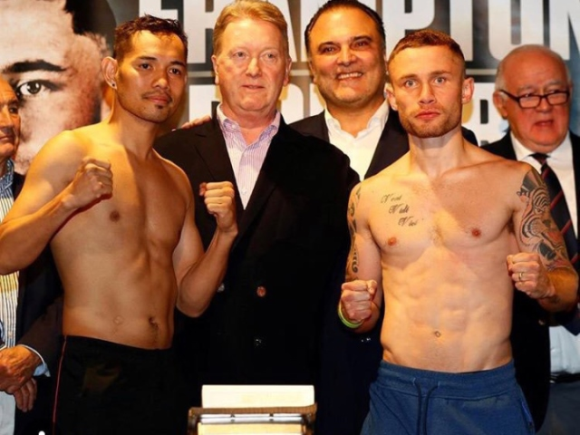 frampton-donaire-weights