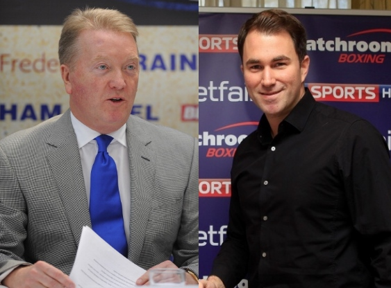 frank-warren-eddie-hearn