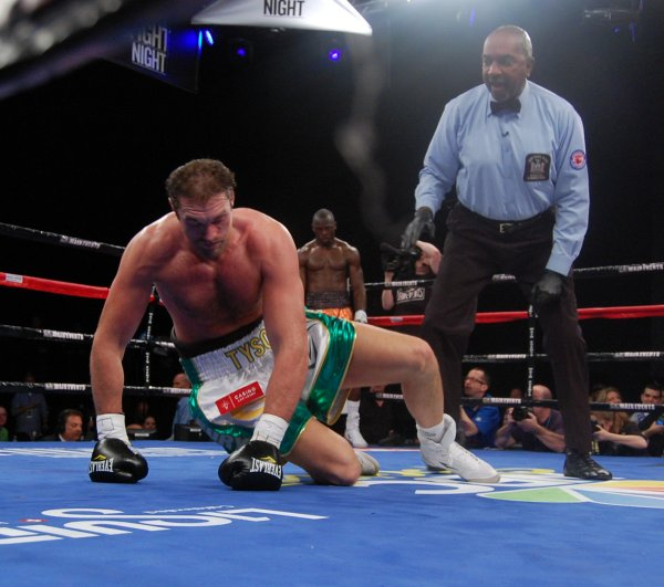 Martin's Manager: Tyson Fury Will Look Great Getting
