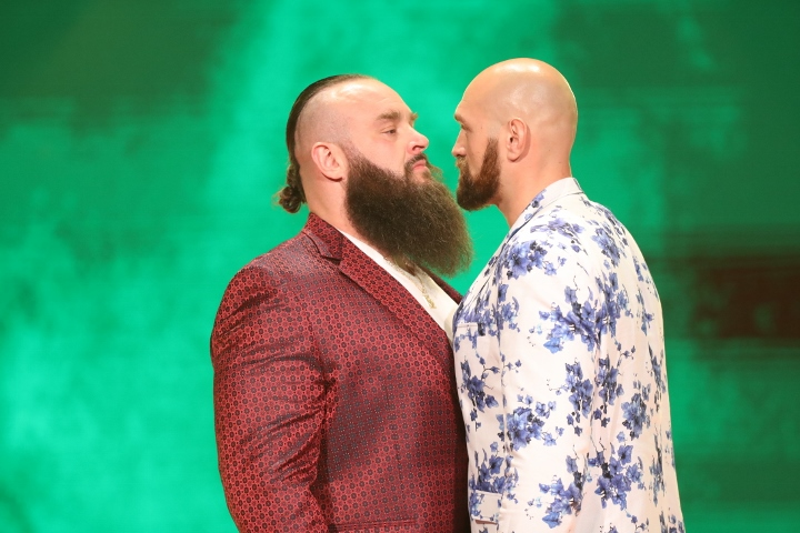 Boxer Tyson Fury to make pro wrestling debut in Saudi Arabia