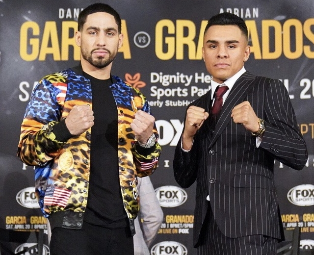 Danny Garcia thinks he scared off Manny Pacquiao with TKO of Granados
