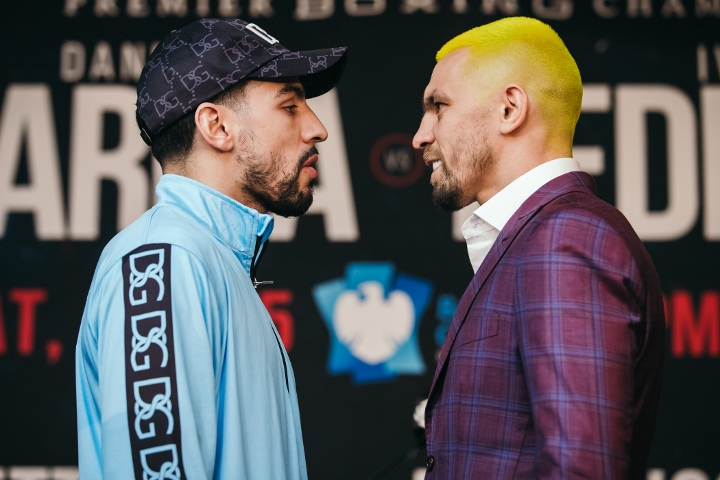 Danny Garcia beats Ivan Redkach after alleged eighth-round bite