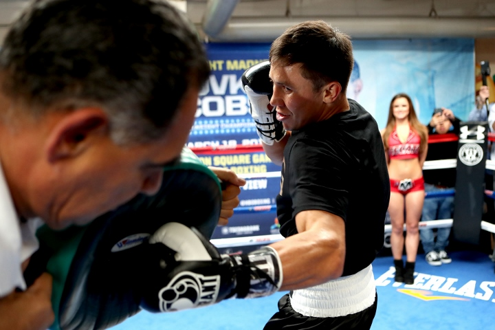 GGG accuses Canelo Alvarez of using PEDs before first fight
