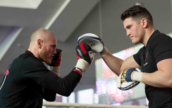 Groves v Eubank fight will be a compelling spectacle