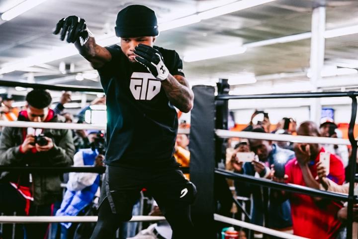 Showtime Boxing: Davis vs. Gamboa Results