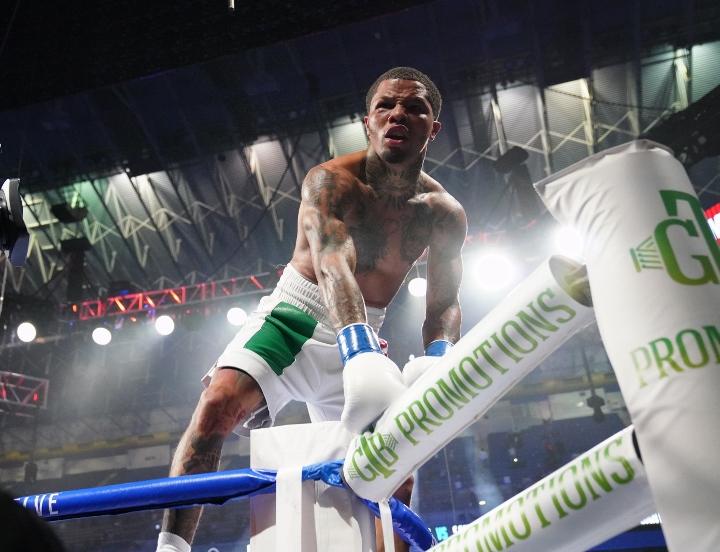 Gervonta Davis vs. Leo Santa Cruz: Afterthoughts - Boxing News