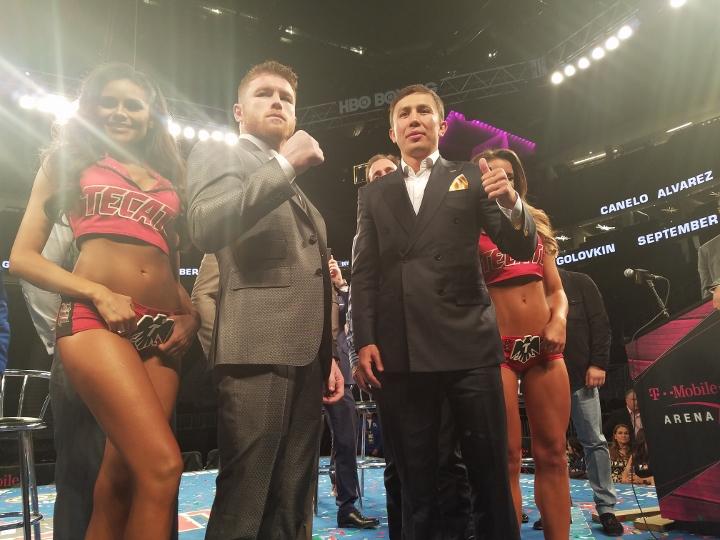 Canelo Alvarez defeats Chavez Jr, anticipates Golovkin showdown