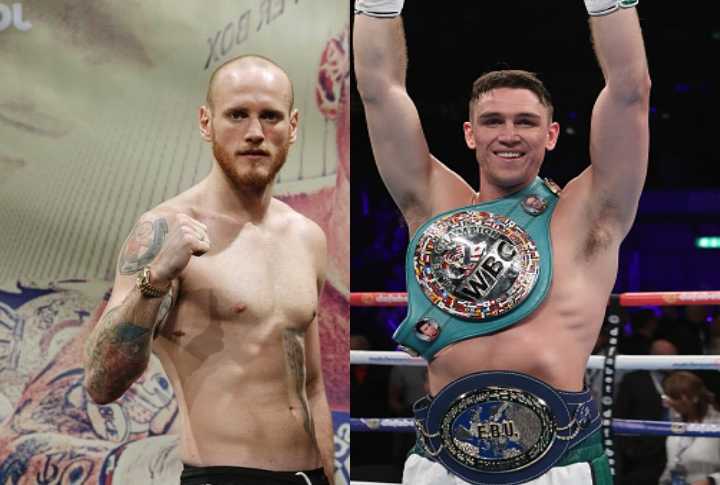 Callum Smith joins George Groves in final