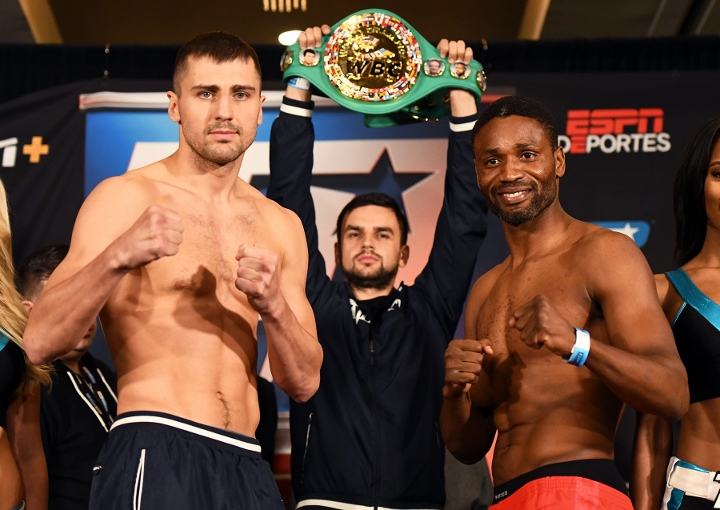 Gvozdyk retains WBC light heavyweight title