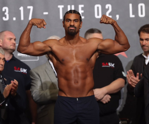 Haye-Bellew heavyweight rematch set for May 5