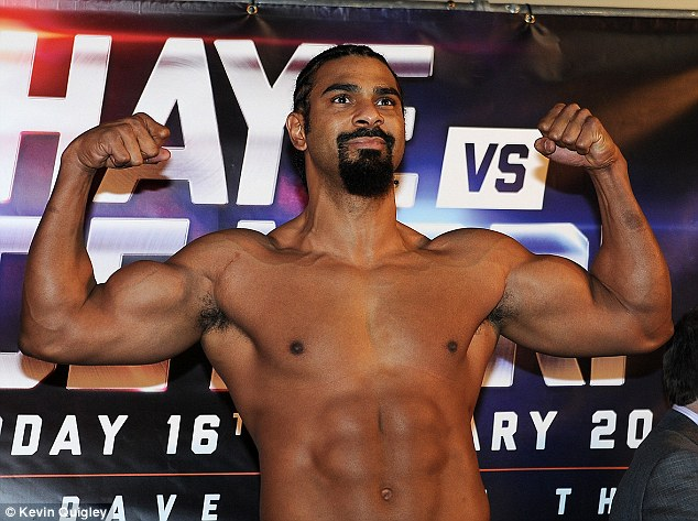 Haye devastated after postponing Bellew rematch following injury
