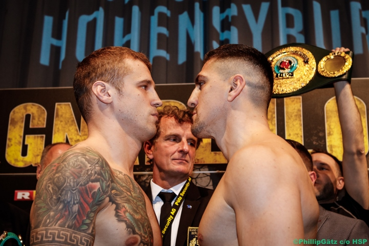 huck vs briedis