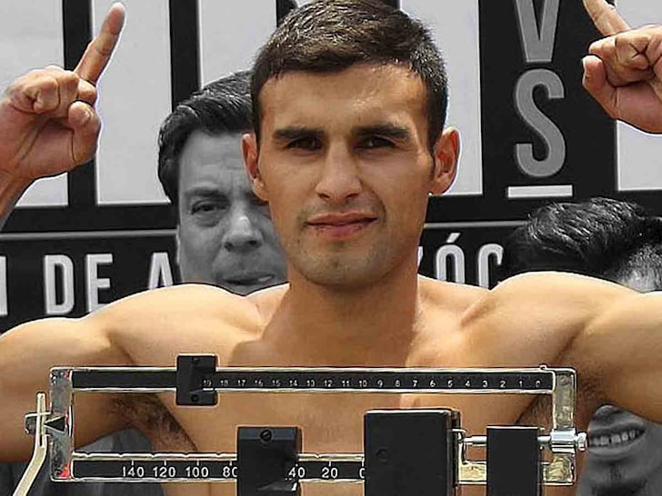 Hugo Santillan dies from injuries sustained in the ring