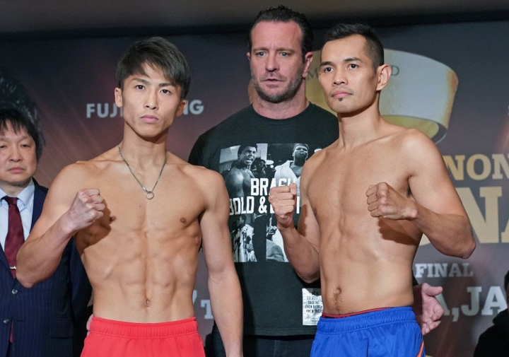 Nonito Donaire I Also Have Monstrous Power For Inoue Boxing News