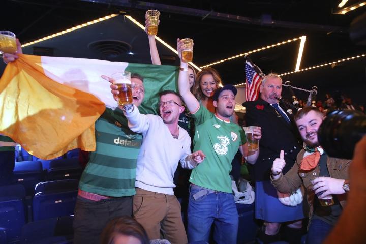 irish-fans