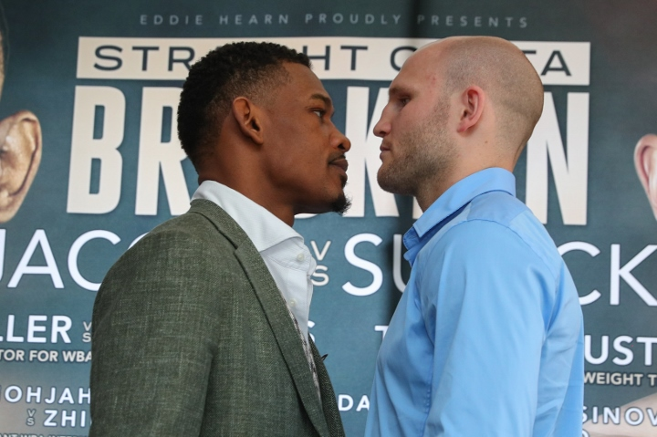 Danny Jacobs eyes another middleweight title shot after decision over Maciej Sulecki