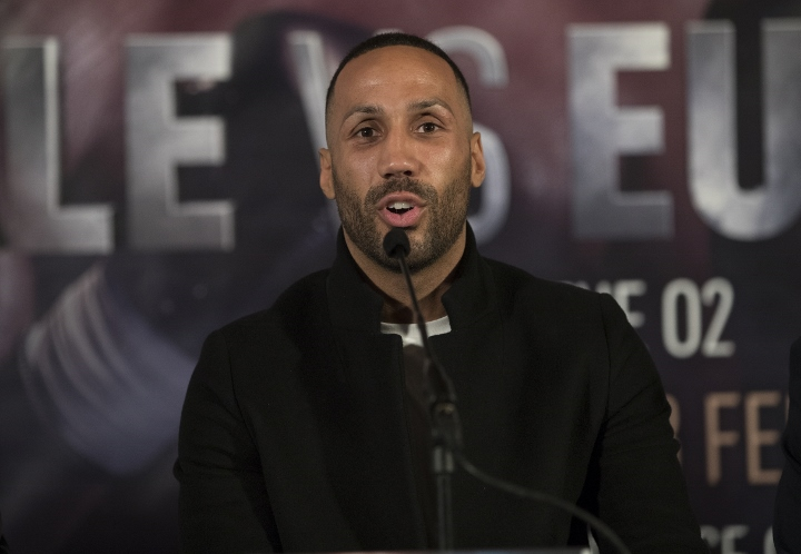 James DeGale plans flawless finish to career, starting with Chris Eubank Jr
