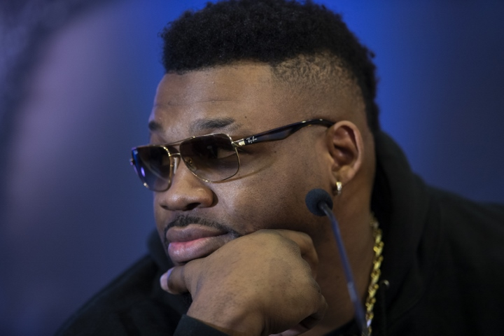 Joshua vs Miller: Jarrell Miller records 'adverse finding' in VADA test