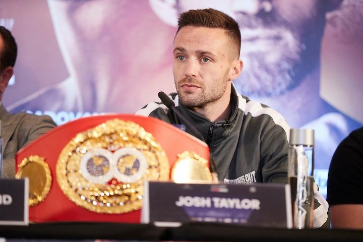 Boxing world champion Josh Taylor racially abused nightclub bouncer