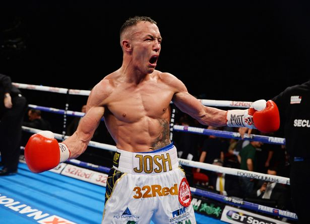 Josh Warrington To Earn More than $1 Million For Kid Galahad - Boxing News