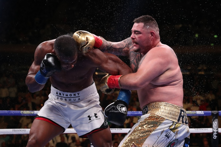 Anthony Joshua-Andy Ruiz Jr rematch confirmed for November or December