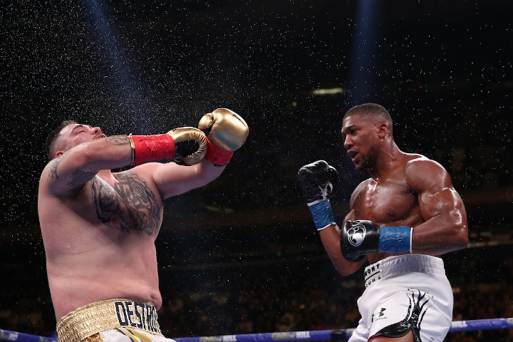 Joshua: Ruiz Will Face 'Completely Different Beast' In Rematch