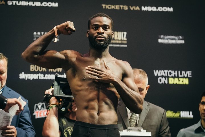 Joshua Buatsi Knocks Out Ford With Body Shot In Seventh Round - Boxing News