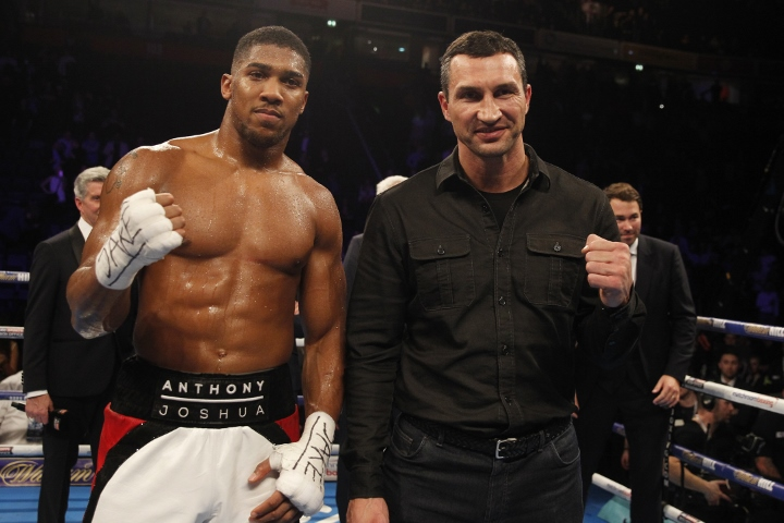 WBC supports Anthony Joshua, Deontay Wilder fight