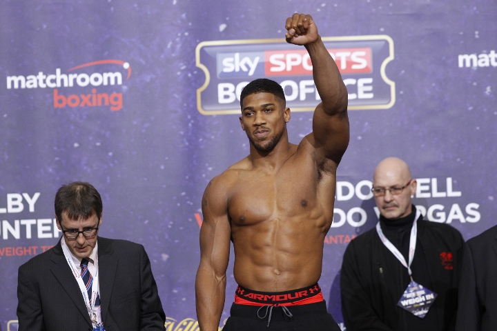 Eddei Hearn: Joshua and Fury could fight this year