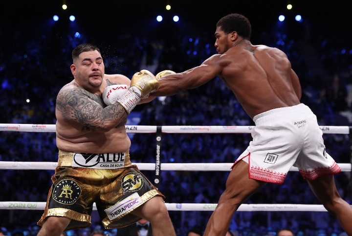 Heavyweights jostle for position in bid to topple world champion Anthony Joshua