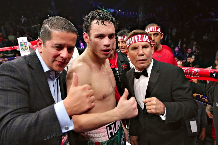 Chavez Sr. Breaks Down His Son's Chances With Canelo, Weight - Boxing News