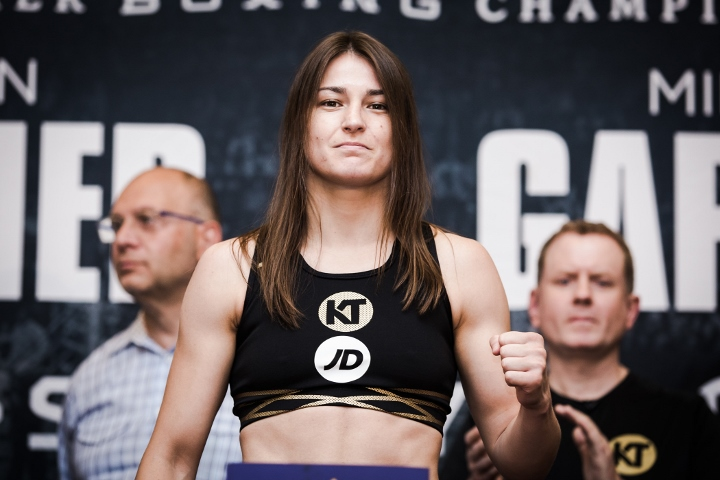 Lack of quality opponents the main problem for Katie Taylor