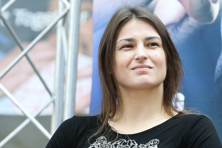 Katie Taylor Secures Title Unification Bout For Paddy's Day Weekend