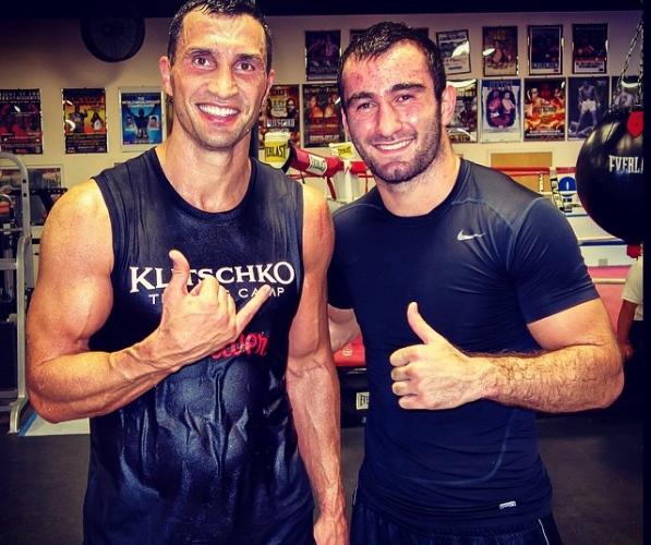 Gassiev: Wilder Hits Harder, Works Harder Than Klitschko
