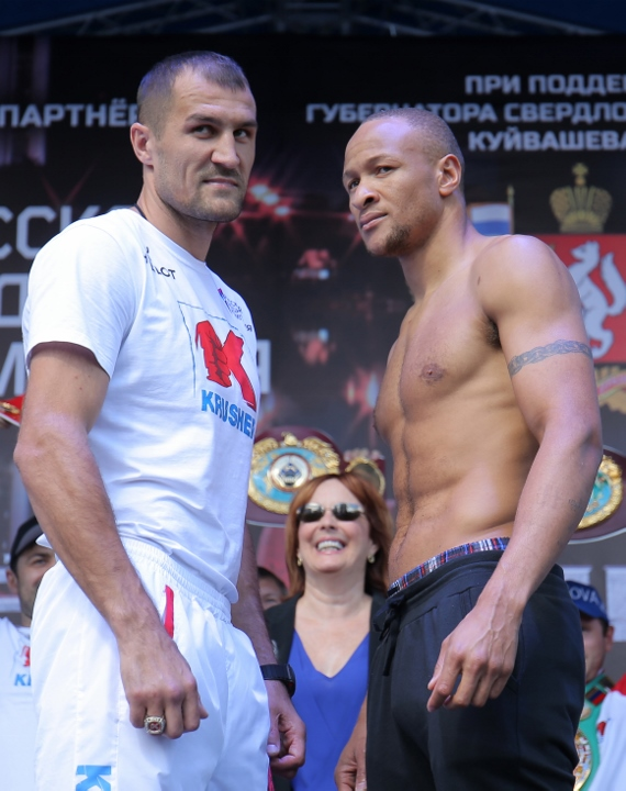 Sergey Kovalev Outpoints Chilemba To Set Up Andre Ward Fight
