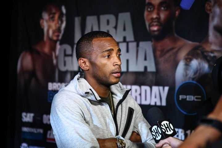 Lara, Charlo, Hurd defend their title with Charlo by knockout