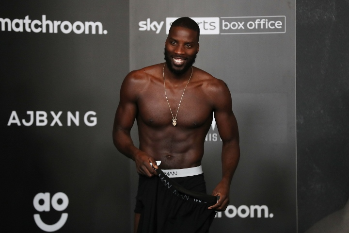 Lawrence Okolie: I Want To Keep The Knockout Run Going - Boxing News