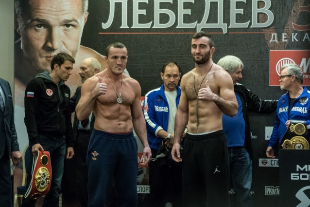 lebedev-gassiev-weights