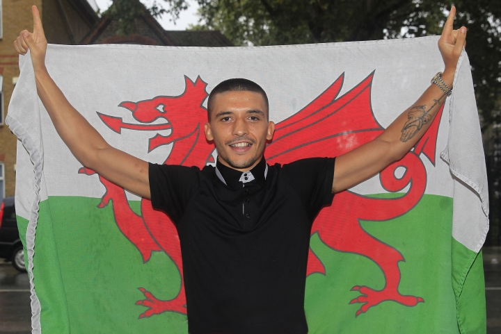 Lee Selby returns to the ring with fight against Omar Douglas