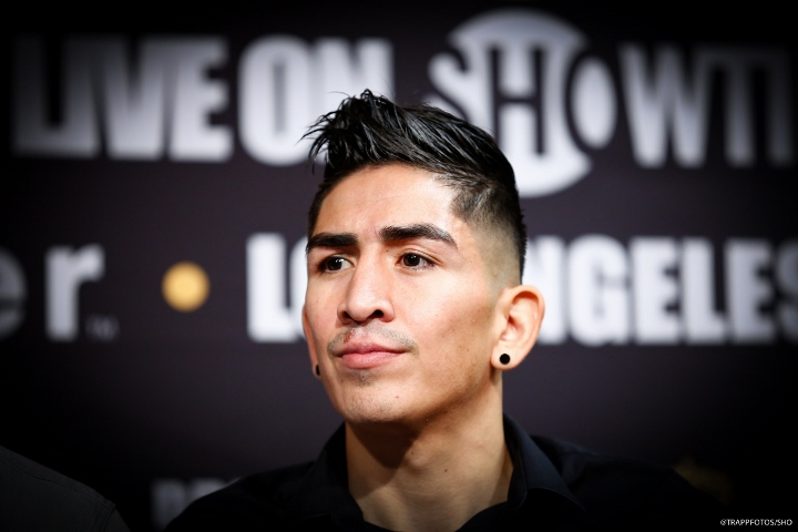 Leo Santa Cruz victorious, but Rafael Rivera surprisingly held his own