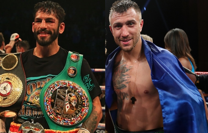 Lomachenko to fight Linares on May 12