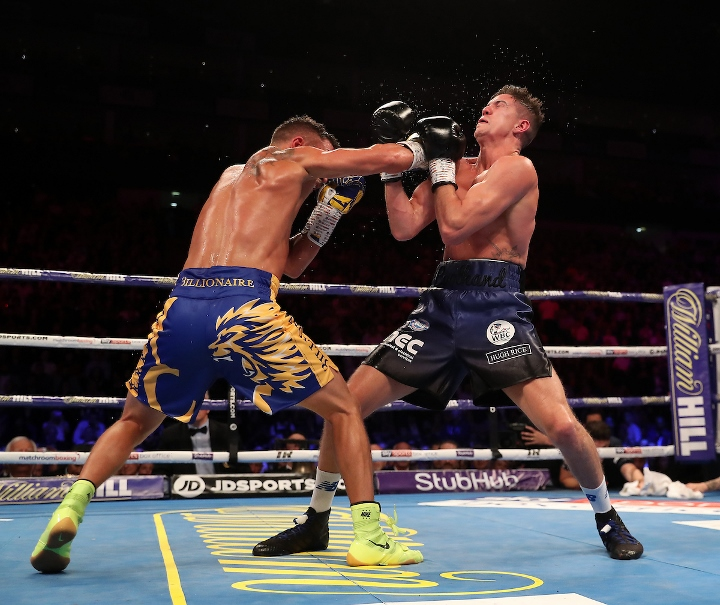 Image result for lomachenko drops campbell