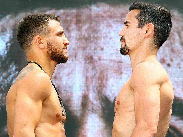 2019年4月13日世界拳王争霸赛 洛马琴科vs克罗拉 [视频] LOMACHENKO vs. CROLLA