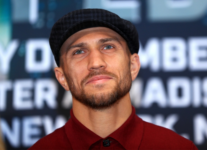 Lomachenko Lands 42 Power Punches In 11th Round Of Title Win